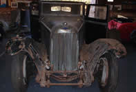 Lagonda M45 - Before Restoration